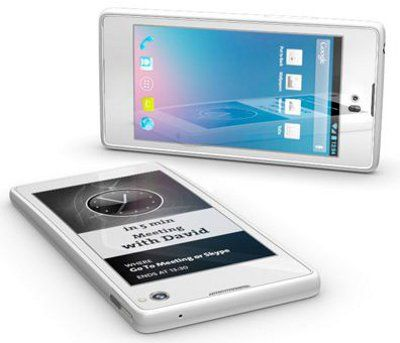 Yota Devices создаст новый LTE смартфон с двумя активными экранами
